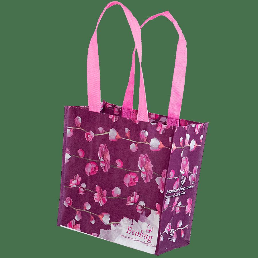 Barátunkaföld - Cseresznyevirág mintás ökotáska