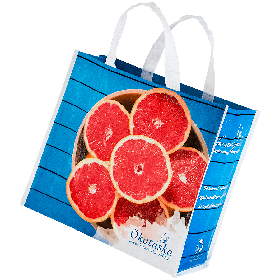 Barátunkaföld - Grapefruitos ökotáska