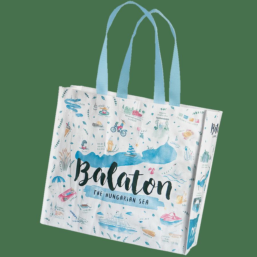 Barátunkaföld - Balaton ökotáska