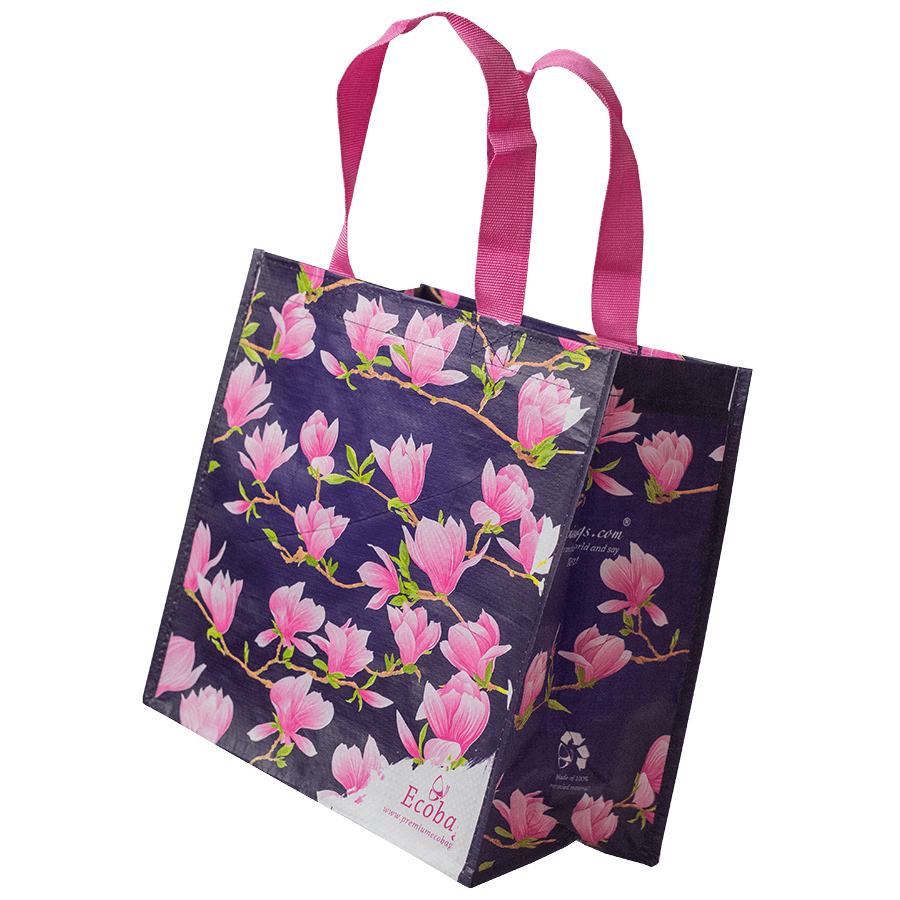 Barátunkaföld - Virágos ökotáska – Blossom
