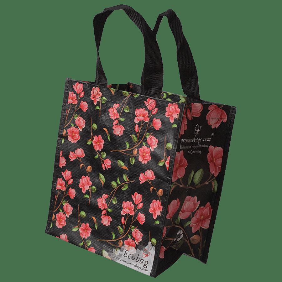 Barátunkaföld - Virágos ökotáska – Magnólia